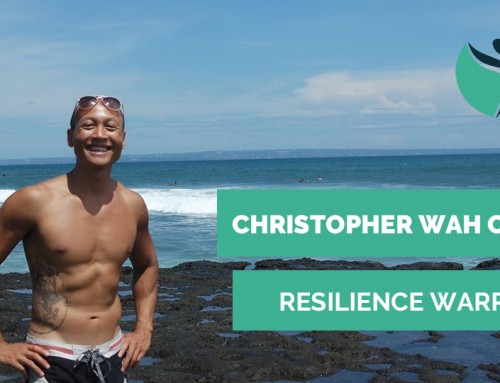 The interview with resilience warrior: Christopher Wah Chiu