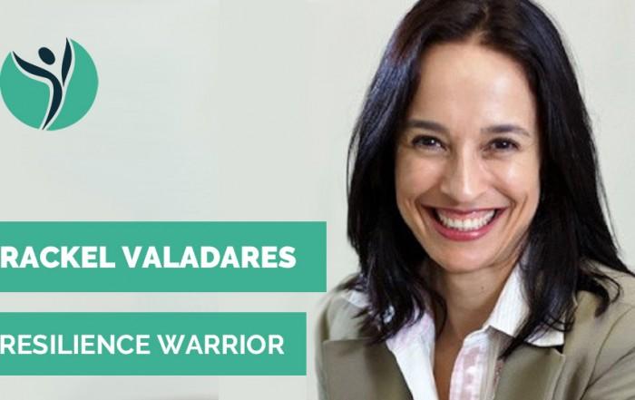 Rackel Valadares Resilience warrior
